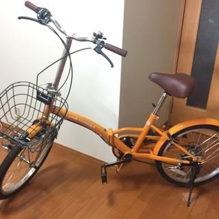 折りたたみ自転車 cyma compact  20インチ シマノ...