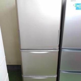 【12ヶ月保証!!】SHARP 3ドア冷蔵庫 2018年製造 ...