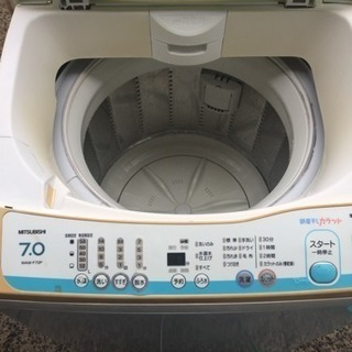 三菱 洗濯機 7k 2007年製