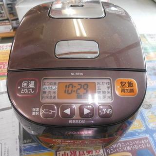 【J-1575】 象印 マイコン炊飯ジャー 極め炊き 美品 NL-BT05の画像