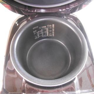 【J-1575】 象印 マイコン炊飯ジャー 極め炊き 美品 NL-BT05 - 磐田市