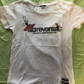reversal リバーサル レディース Tシャツ ポパイコラボ