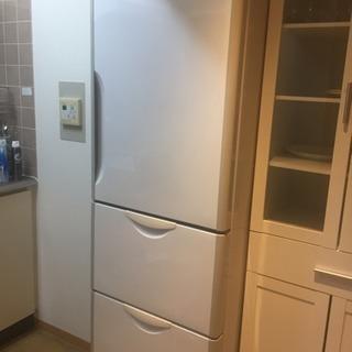 【無料】日立製の365Lの冷蔵庫