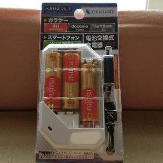 電池交換式充電器 ペガサスマルチ