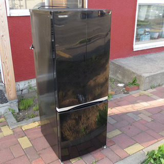 ★ 札幌市東区 153L 東芝 ノンフロン冷凍冷蔵庫 GR-M1...