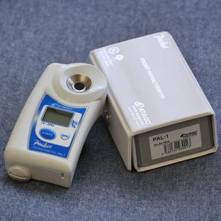 アタゴ Atago ポケット糖度計 PAL-1