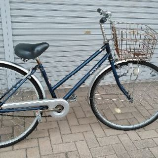 〈取引中〉自転車27インチ