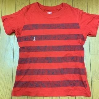ユニクロ UNIQLO Tシャツ 120 ウォーリー