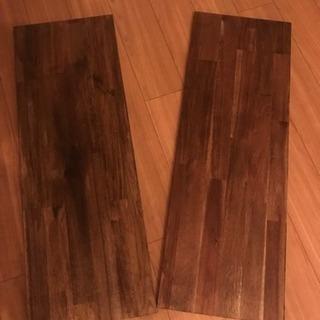 【交渉中】棚作りで余った木材差し上げます