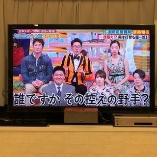 52インチ テレビ モニター SONY