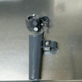 自転車用 ダイヤル式傘ホルダー