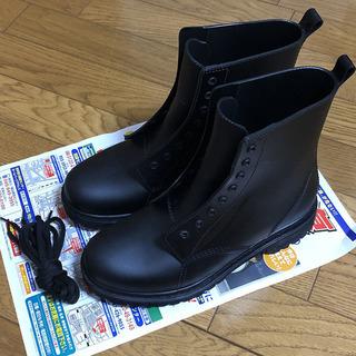 レインブーツ 長靴 メンズ 25.5cm
