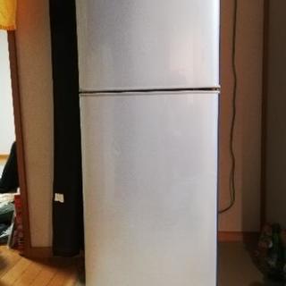 シャープ冷蔵庫 SJ-14G 140リットル