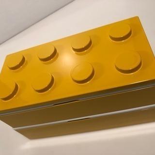 ブロック弁当箱 保冷剤付き 電子レンジ・食器洗い機対応