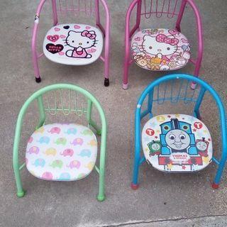 椅子(子供用)