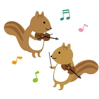 ヴァイオリン、ヴィオラ、チェロ募集 〜簡単な弦楽アンサンブル〜