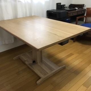 昇降式 ダイニングテーブル 130 サヴォナ
