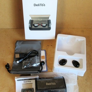 ☆DeliToo Air-tws T8 Bluetooth 5....