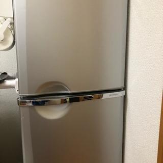 冷蔵庫 一人暮らし用 2004年MITSUBISHI製