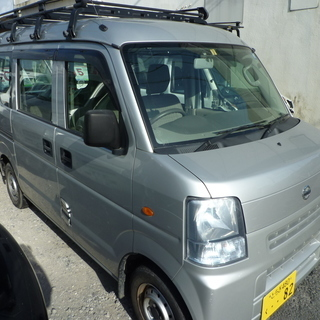 平成26年 NV100クリッパーバン 4WD ナビ付 車検令和2...