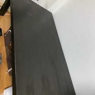 テーブル 机 黒