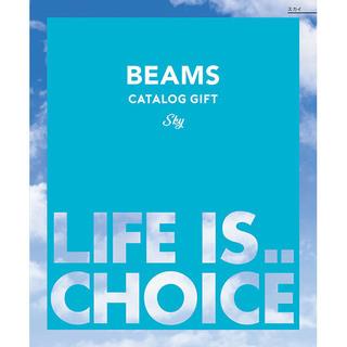 BEAMS カタログギフト スカイ 6,380円を4500円で!