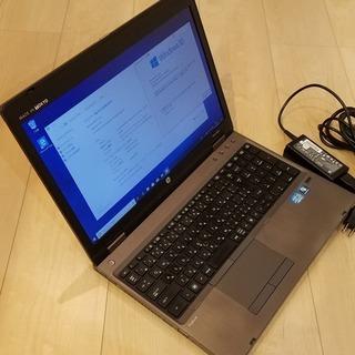 ノートPC HP PROBOOK 6560b