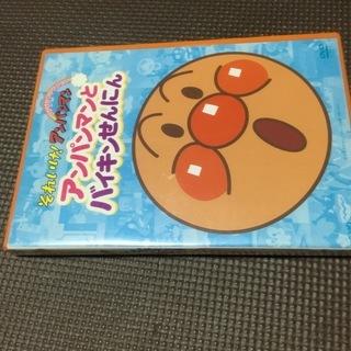 【DVD】アンパンマン 91分  8話  3000円程で購入