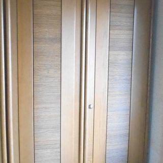 ● IMADA 天然木 洋タンス 可動棚 鏡付 シリーズ4 ●