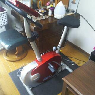エアロマグネティックバイクで家中運動