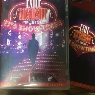 EXILE ATSUSHI  IT'S SHOW TIME  D...