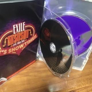 EXILE ATSUSHI  IT'S SHOW TIME  DVD2枚組 - 横浜市