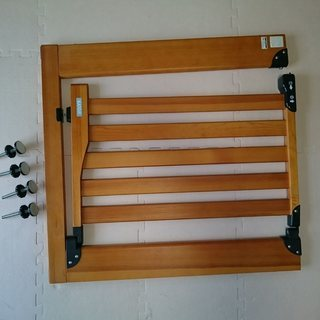 KATOJI 木製ベビーゲート