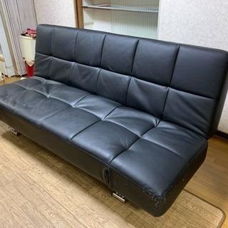 ソファ ベッドとしても使用可能 差し上げます 取りに来てくださる方限定