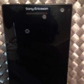 💎SONY Xperia NX SO-02D ブラック シムフリー