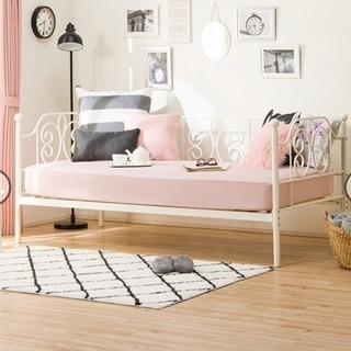 美品 ニトリ マットレス付きベッド