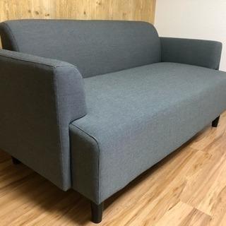 IKEA 2人掛けソファ HEMLINGBY