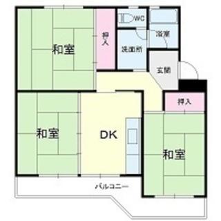 ☆クレスト池新田202号室・3DK☆               ...