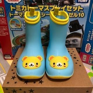 子供用長靴  新品未使用  16cm