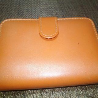 財布付き手帳