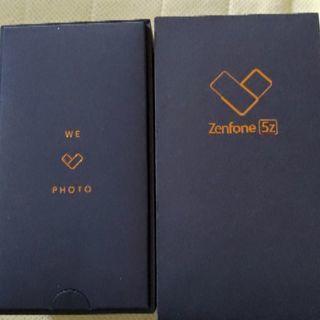 Zenfone5z(国内simフリー)