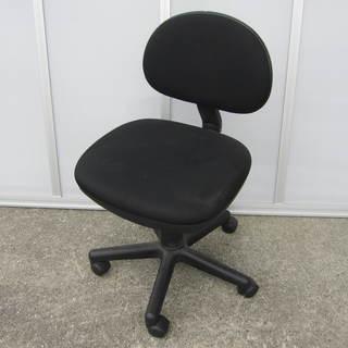 事務イス オフィスチェア OAチェア プラス製 ブラック