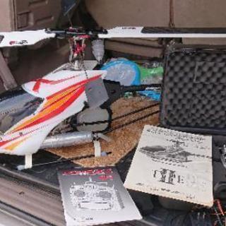 エアスキッパー50T2 プロポ付きフルセット エアースキッ…