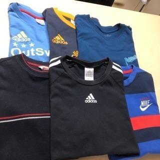 男児ブランドTシャツ 6枚セット 150サイズ