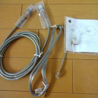 ◆未使用◆Apple ケーブルロッカブル ファスナー imac ...