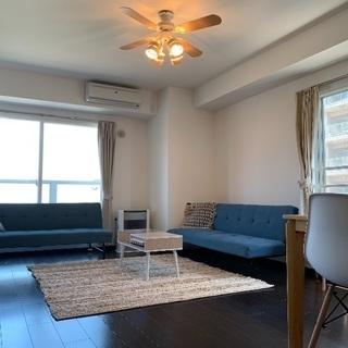 アパートやマンション部屋の室内清掃です。1名急募です。