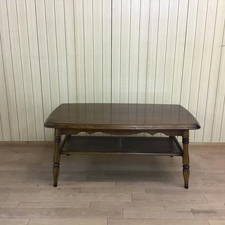 カリモク   / COLONIAL センターテーブル ローテーブル...