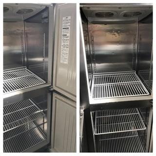 ホシザキ  業務用 2冷凍4冷蔵庫インバーター HRF-150Z...