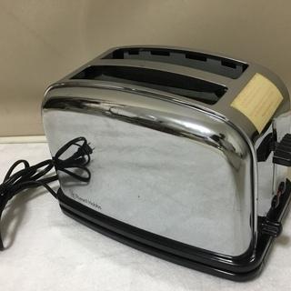 <美品>レトロスタイル!ラッセルホブス・トースターT–950