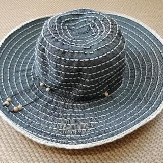 新品未使用 帽子 レディース ハット UVカット